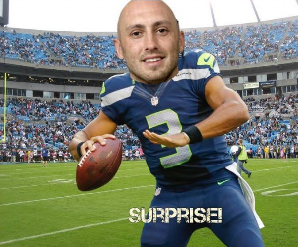 Brian Hoyer Surprise