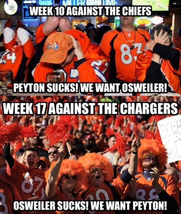 Broncos Fans Meme