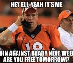 Calling Eli for Advice
