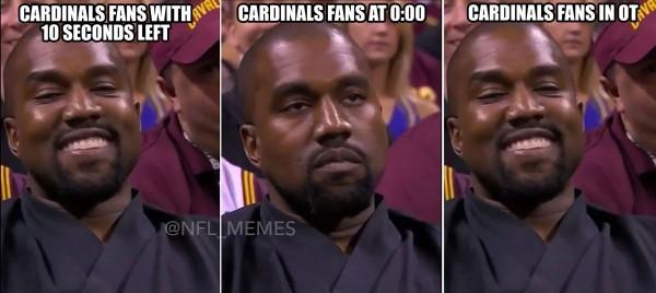 Cardinals Fans in OT