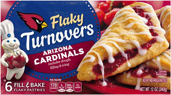 Cardinals turnovers