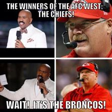 Chiefs no Broncos