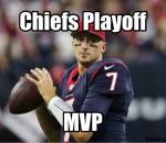 Chiefs playoff MVP