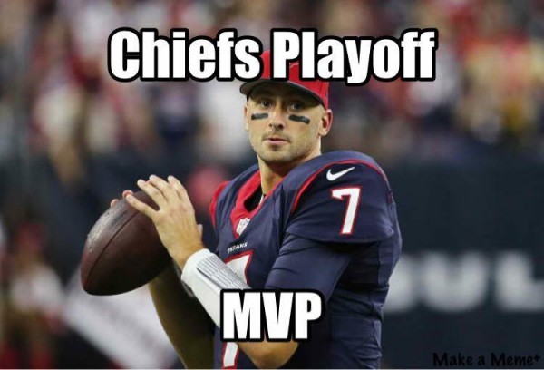 Chiefs playoff MVP