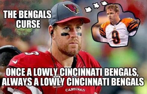 Cincinnati Curse