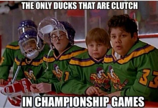 Clutch Ducks
