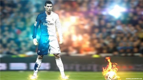 15 Larger Than Life Cristiano Ronaldo Wallpapers