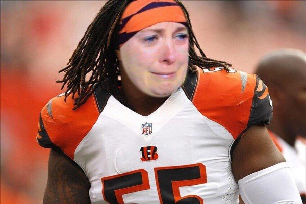 Crying Bengals