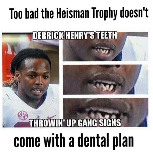 Dental plan meme