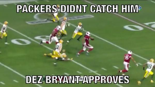 Dez Bryant approves