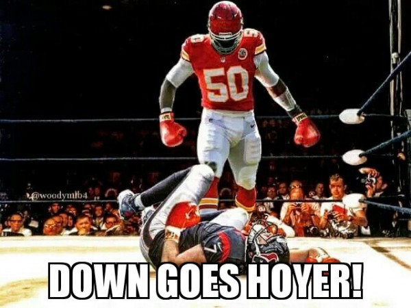 Down goes Hoyer