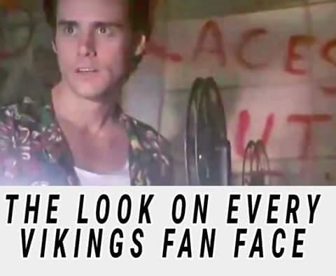 Every Vikings Fan Face