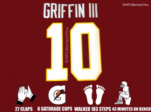 Griffin day at work
