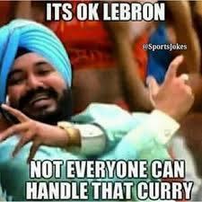 Handling Curry