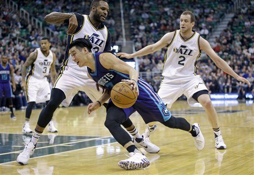 Jeremy Lin vs Jazz