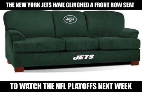 Jets Couch