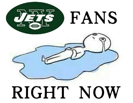 Jets Fans right now