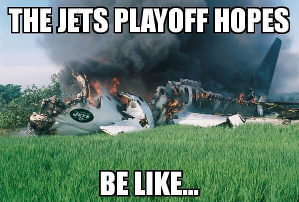 Jets Playoff Hopes
