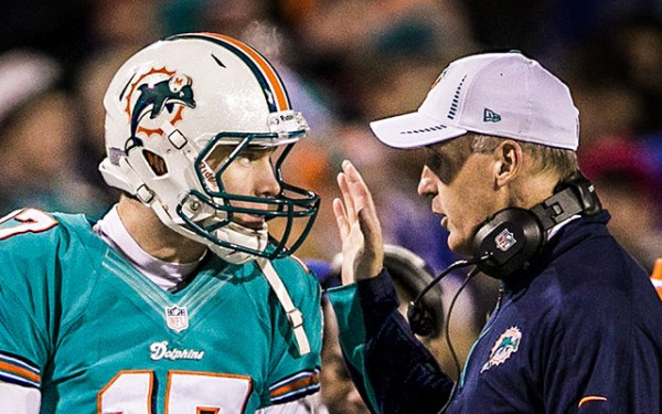 Joe Philbin, Ryan Tannehill
