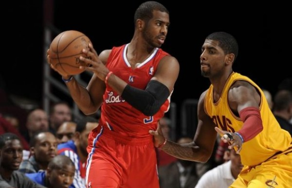 Kyrie Irving, Chris Paul