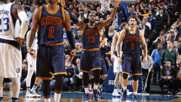 Cleveland Cavaliers v Dallas Mavericks