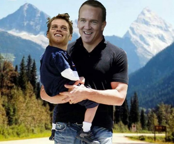 Manning and Brady