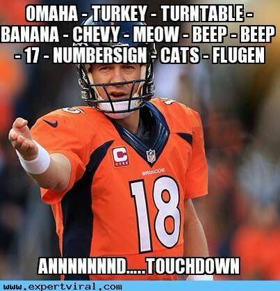 Manning calls