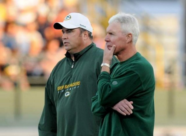 Mike McCarthy Ted Thompson