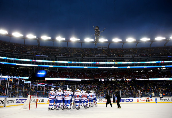 Montreal Canadiens Winter Classic