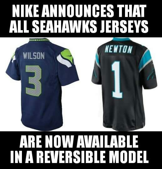 New Seahawks Jerseys
