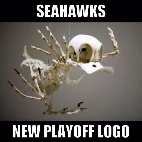 New Seahawks Logo
