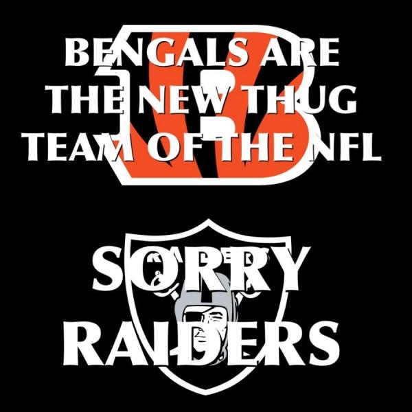 New nfl thugs