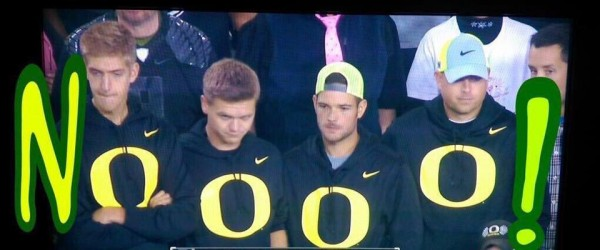 No Oregon
