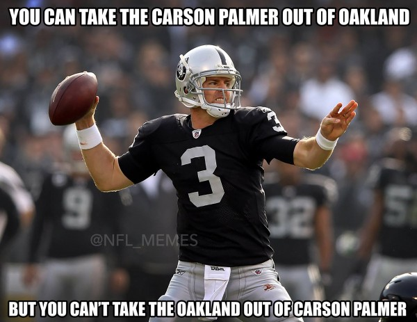 Oakland out of Palmer