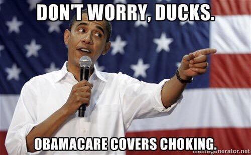 Obama Care Oregon Joke