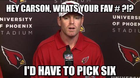 Palmer Pick Six