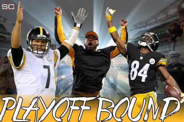 Playoff Steelers