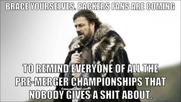 Pre-merger championships