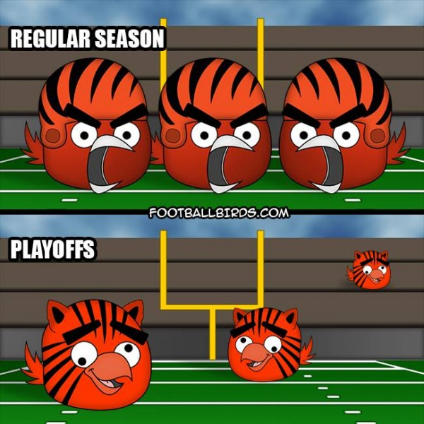 Regular season vs Playoffs