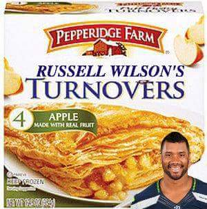 Russell Wilson Turnovers