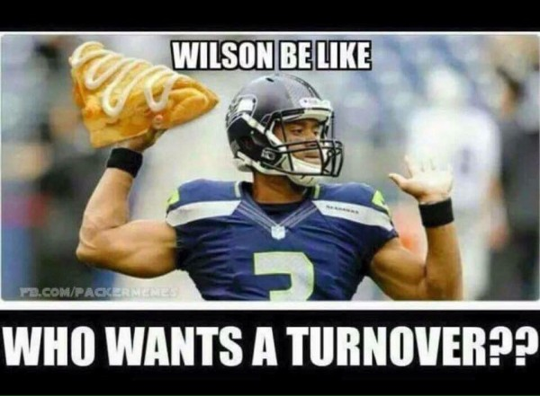 Russell Wilson be Like