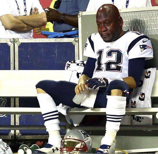 Sad Jordan Brady
