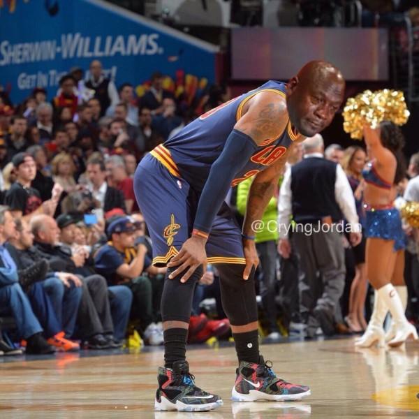 Sad Jordan Cavaliers