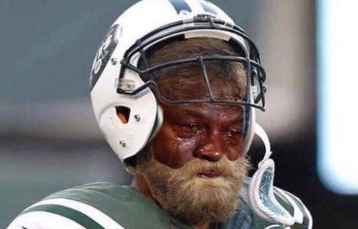 Sad Jordan Fitzpatrick