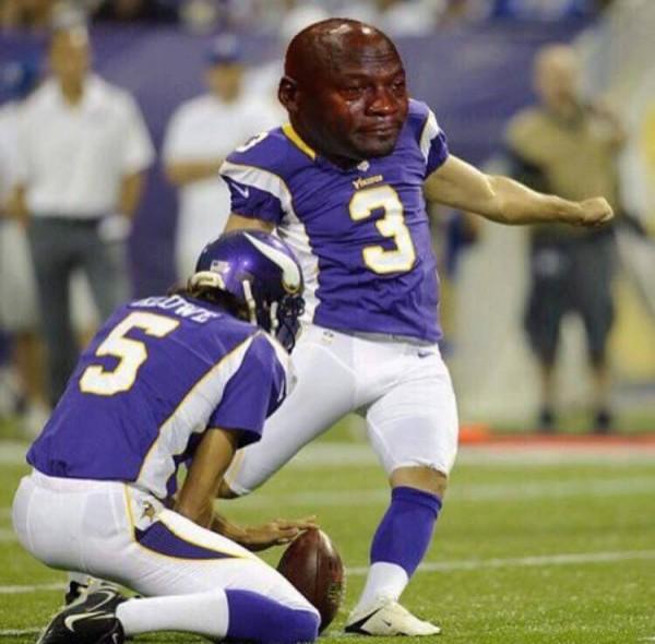 Sad Jordan Kicker