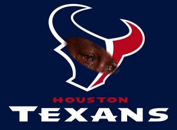 Sad Texans Logo