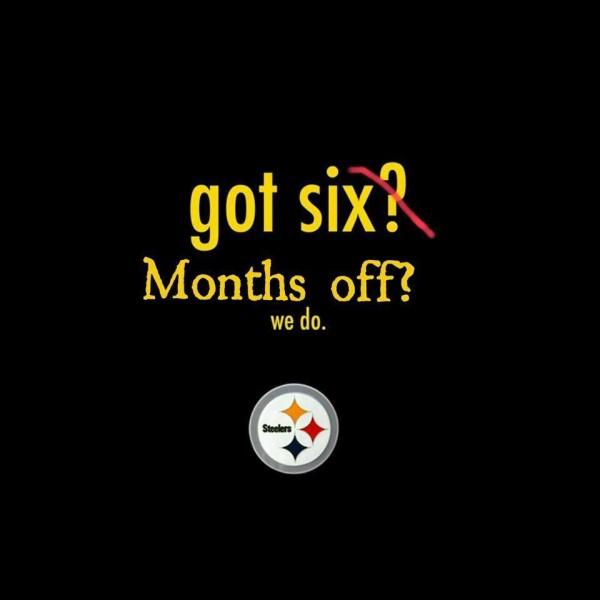 Six months off
