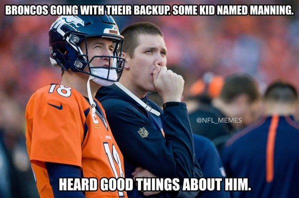 Some Kid Named Manning