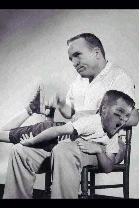 Spanking Brady