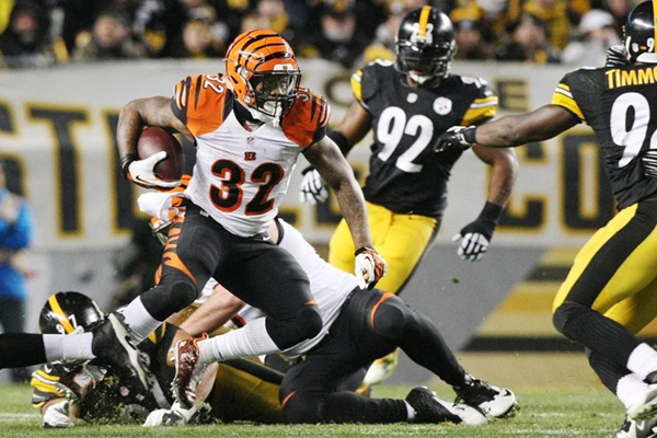 Steelers vs Bengals. It s been awhile since the Pittsburgh Steelers won a  playoff ... fffb417df